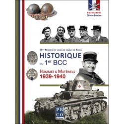 Historique du 1er BCC